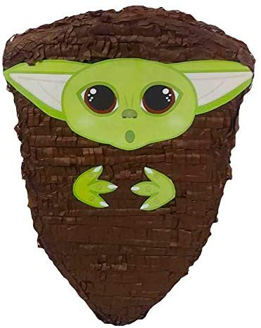 Baby Alien Pinata - Child Birthday Party Game and Decoration