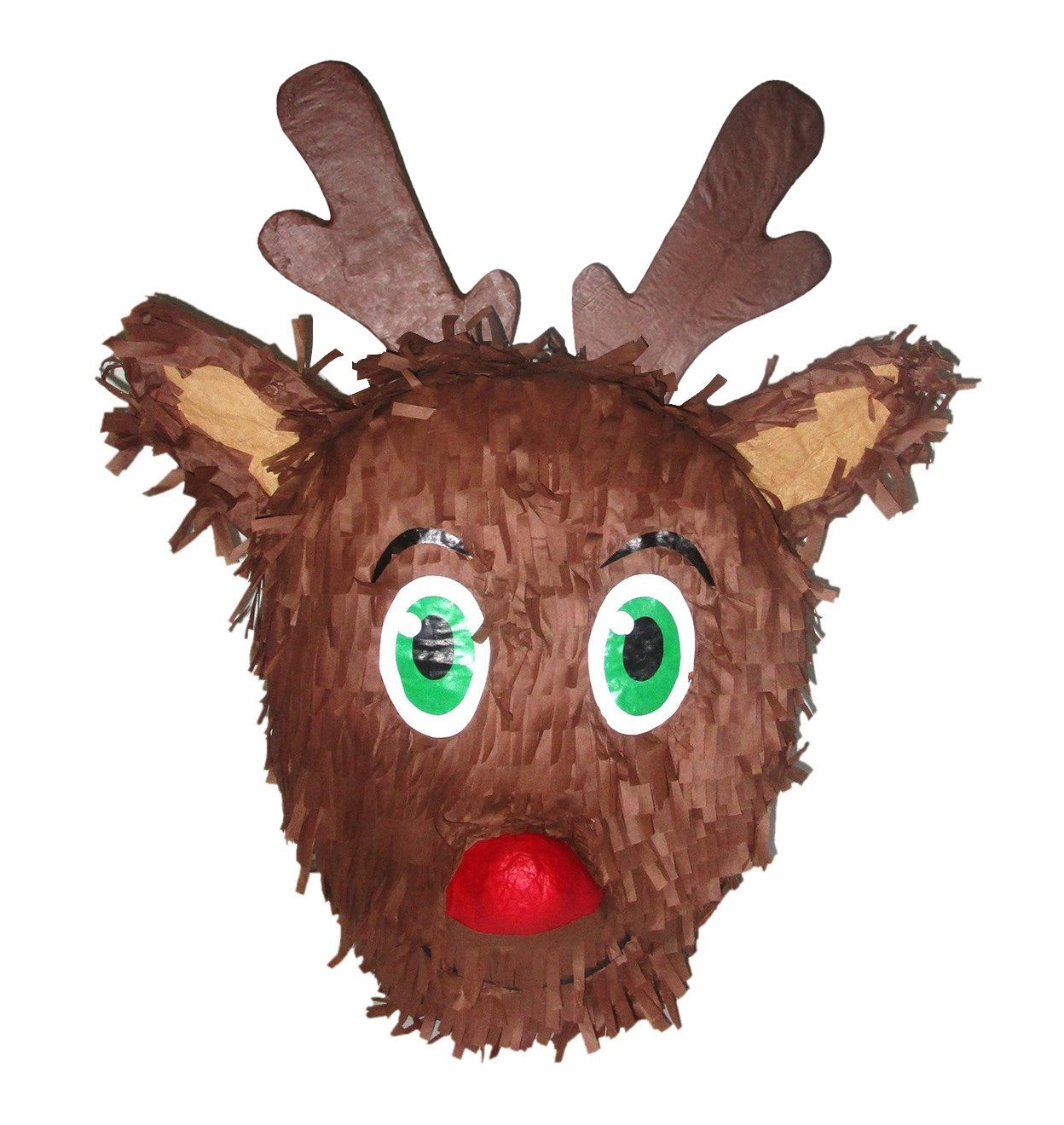 Medium Reindeer Christmas Pinata - Signature Line