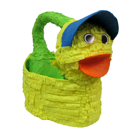 Blue Duck Easter Basket