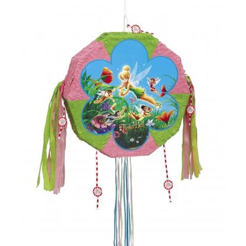 TinkerBell 3D Licensed Pull String Pinata