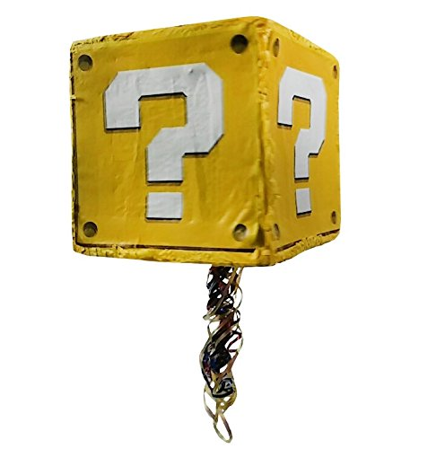 Question Block Pinata