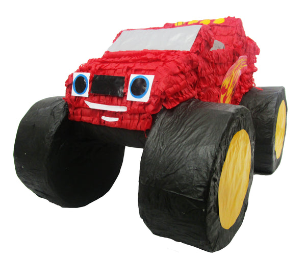 Custom Character Pinata - Blaze Monster Machine