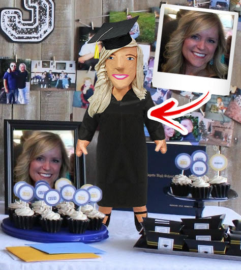 Custom Graduation Pinata
