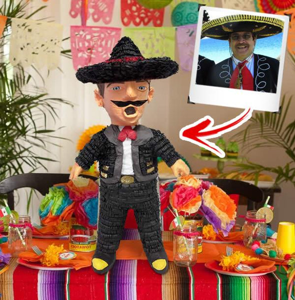Custom Cinco de Mayo Pinata