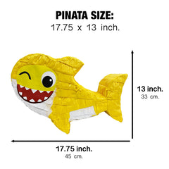 Surprise Baby Shark Pinata
