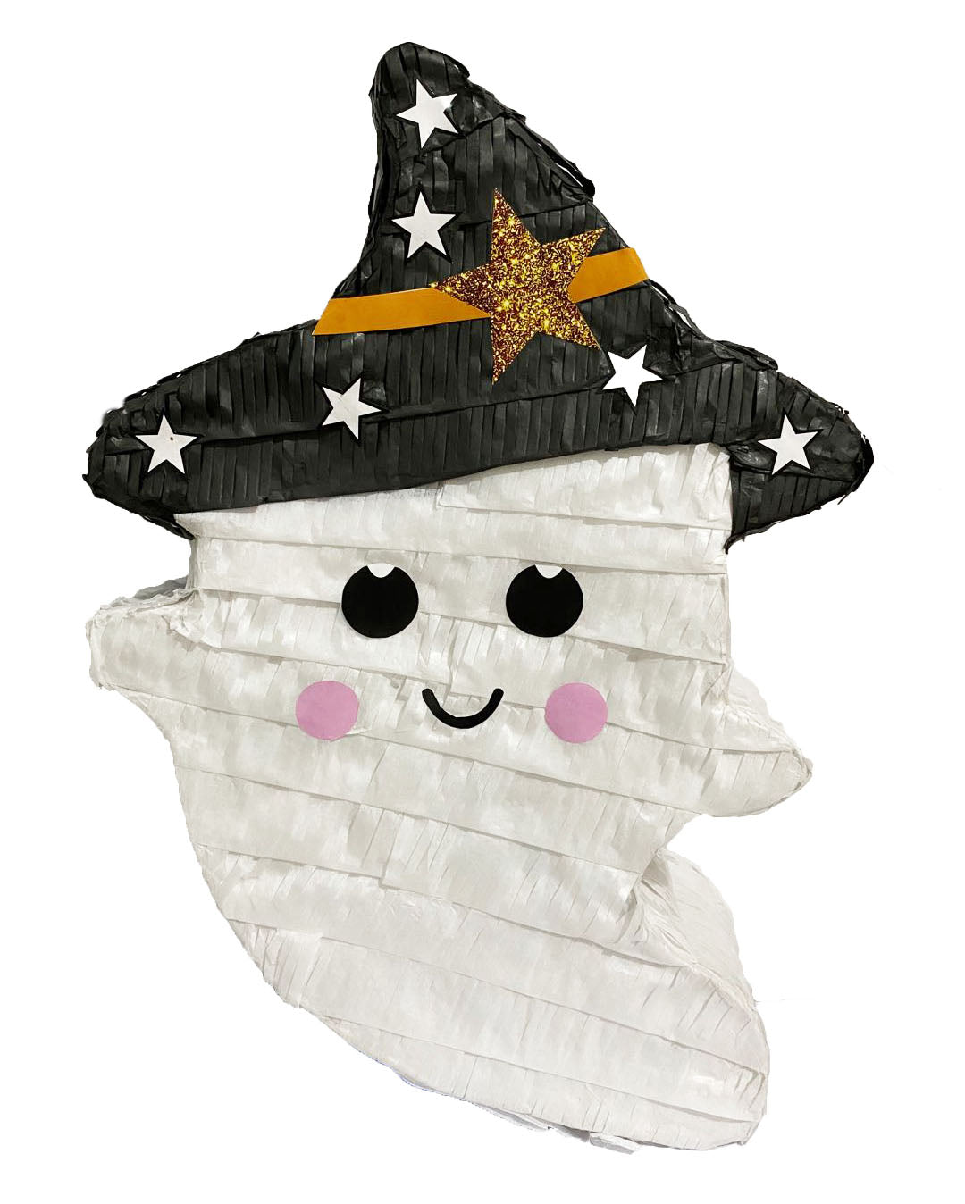 Halloween Ghost with Witch Hat Pinata