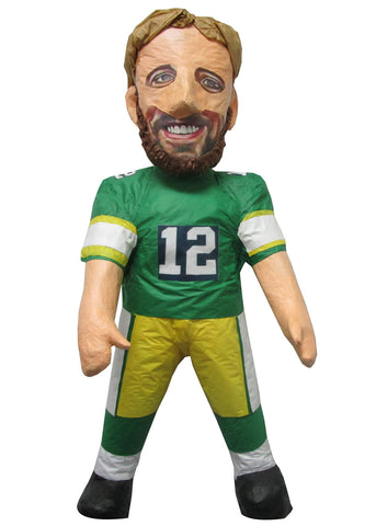 Aaron Rodgers Celebrity Pinata