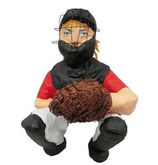 Custom Baseball Player Pinata