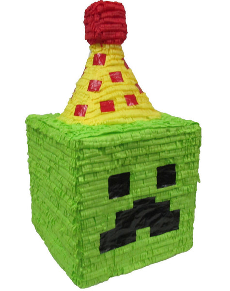 Large Birthday Creeper Pinata - Signature Line