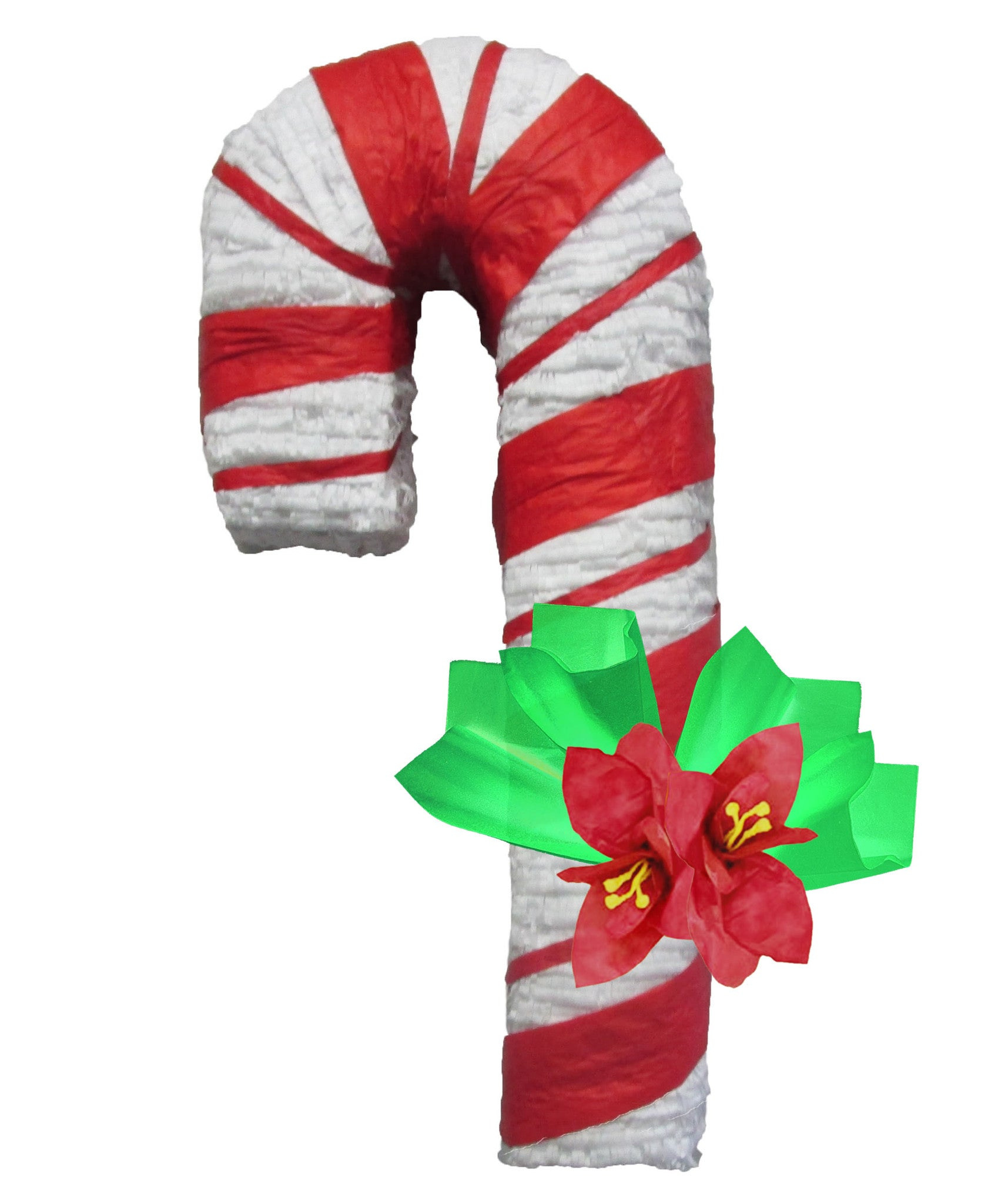 Large Christmas Candy Cane Pinata - Signature Line
