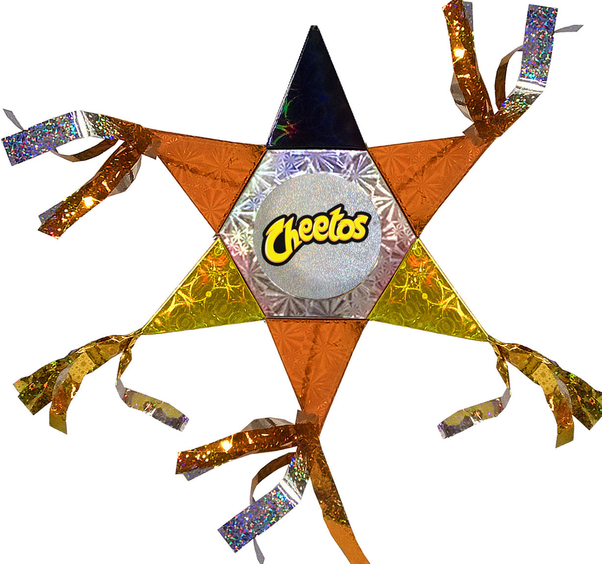 Cheetos Mini Star Promotional Pinata