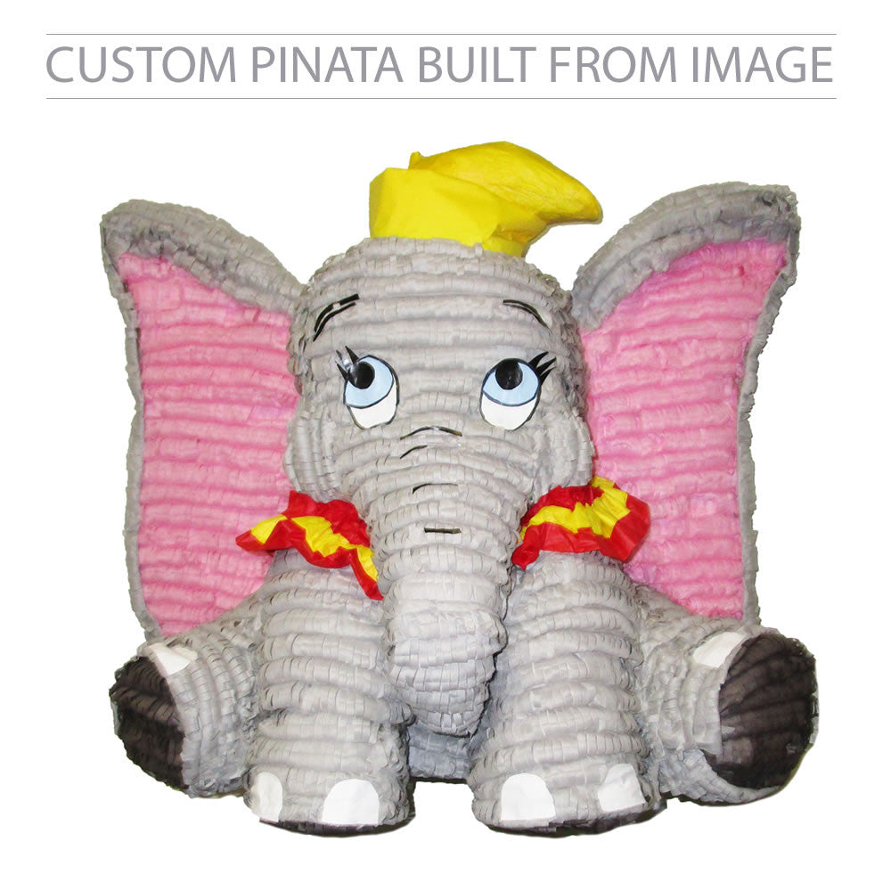 Custom Dumbo Pinata