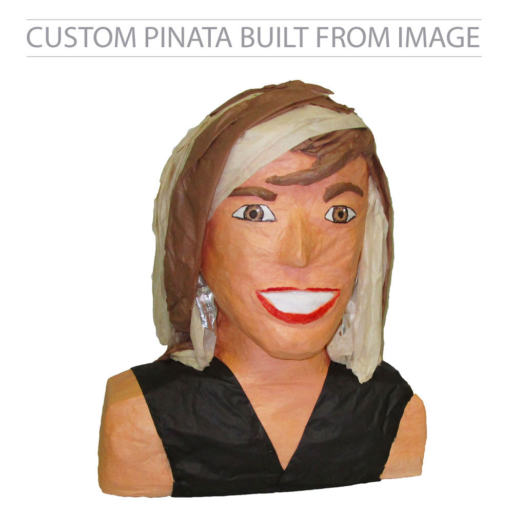 Custom Lady Pinata