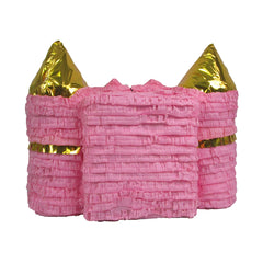 Custom Princess Castle Pinata