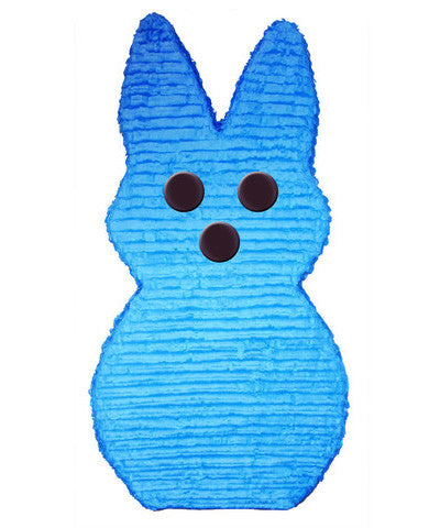 Large Easter Blue Bunny Candy Pinata - Signature Line