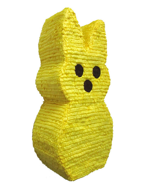 Large Easter Yellow Bunny Candy Pinata - Signature Line