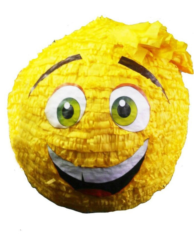 3D Who Cares Emoji Pinata