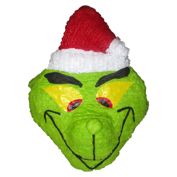 Medium Grinch Christmas Pinata - Signature Line