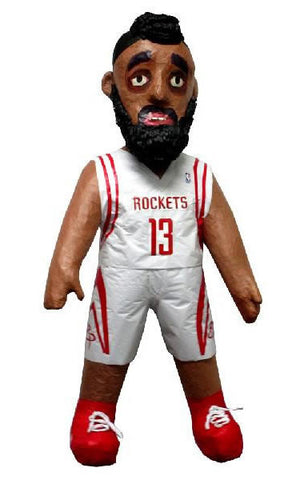 Large James Harden Celebrity Pinata