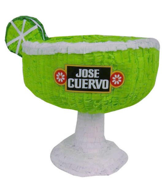Jose Cuervo Margarita Glass Pomotional Pinata