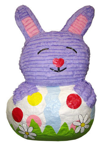 Large Happy Easter Bunny Pinata - Signature Line