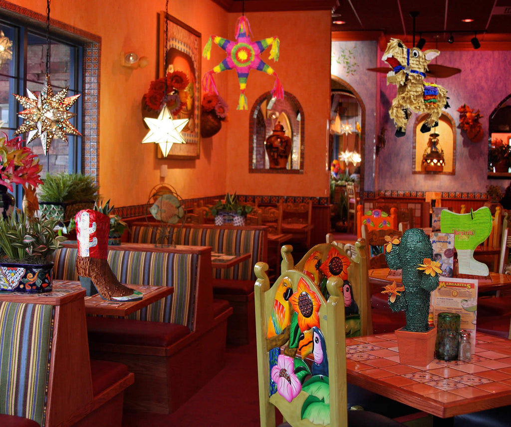 Mexican Restaurant Pinata Decorating Kit Pinatas Com