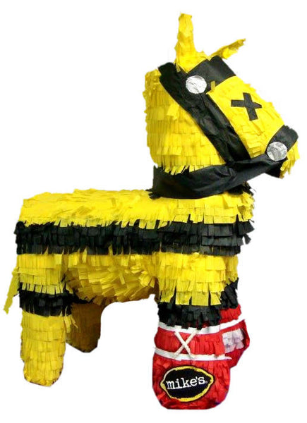 Mike's Donkey Pomotional Pinata