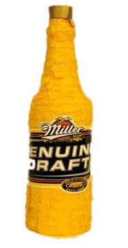 Miller Genuine draft Pomotional Pinata