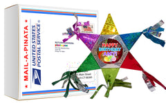 Candy-filled Mini Star Pinata, 10