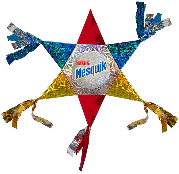 Nesquick Mini Star Promotional Pinata