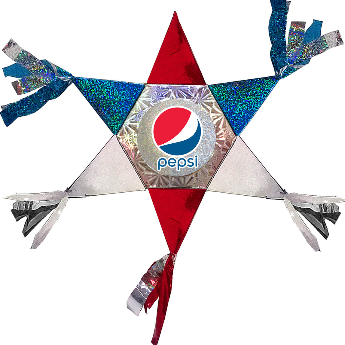 Pepsi Mini Star Promotional Pinata