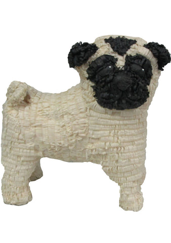 Large Pug Dog Pinata
