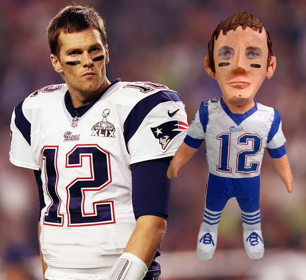 Tom Brady Custom Pinata