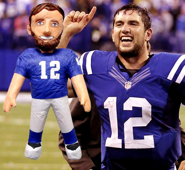 Andrew Luck Custom Pinata