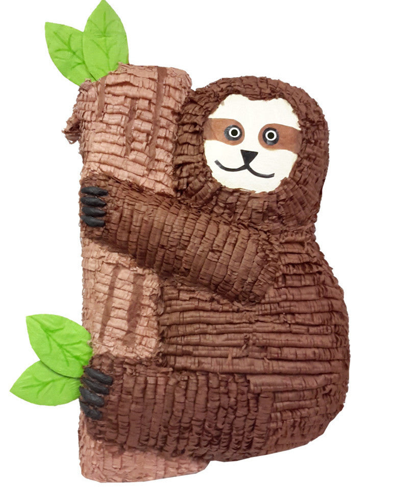 Large Custom Sloth Pinata