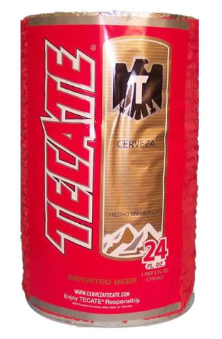 Tecate Can Pomotional Pinata
