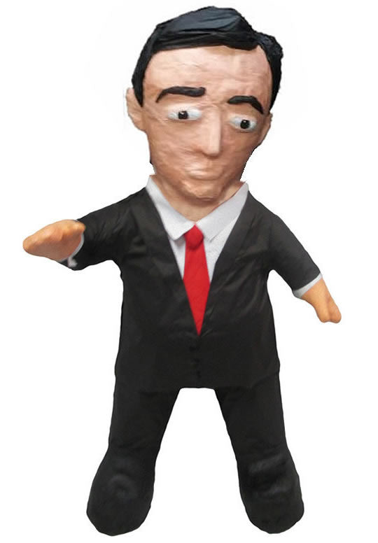 Ted Cruz Custom Pinata