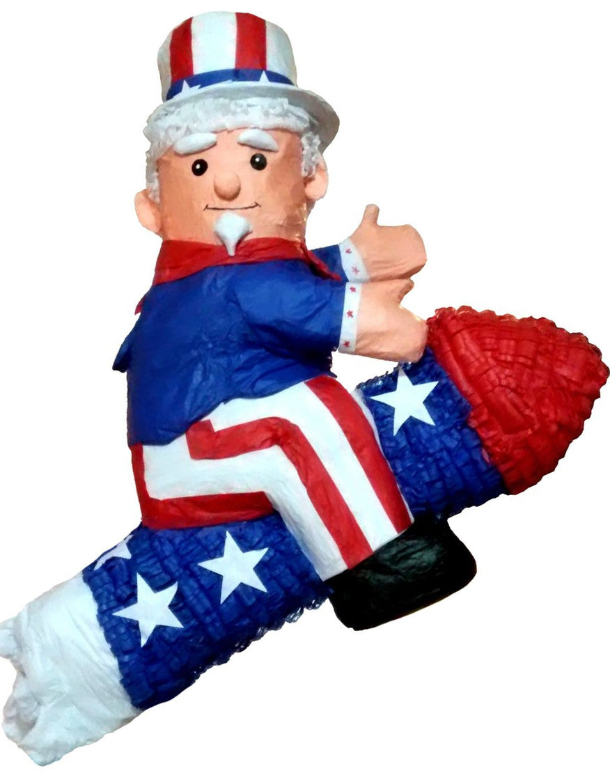 Large Uncle Sam Pinata - Signature Line