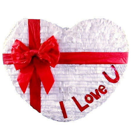 Medium Valentine Day Heart Gift Pinata - Signature Line