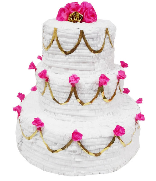 Large Wedding Cake Pinata - Signature Line