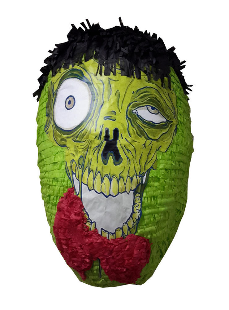 Large Zombie Head Pinata - Signature Line
