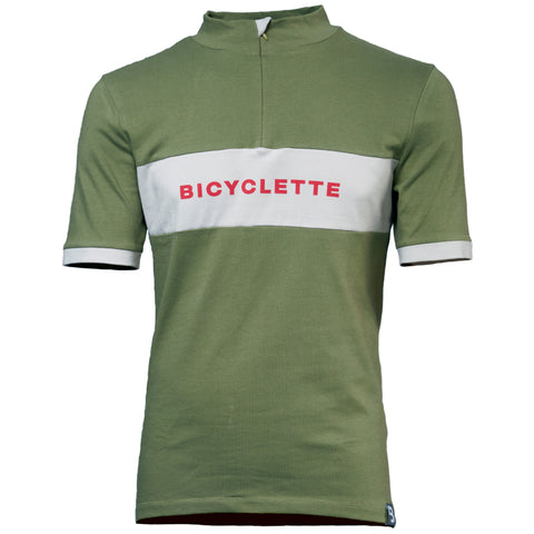 "El Rey Bicycle Shirt ""Royal Green"" - Limited Edition"