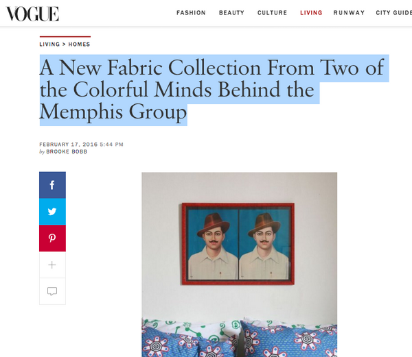 Vogue America on ZigZagZurich and CoopDPS