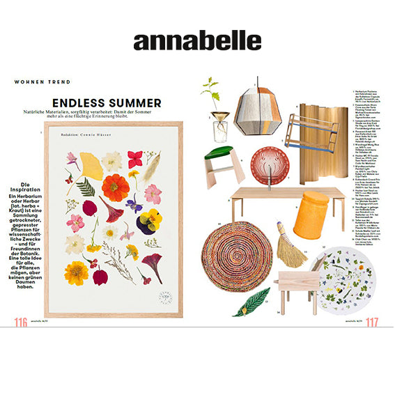 Balade Carpet featured on Annabelle October 2019