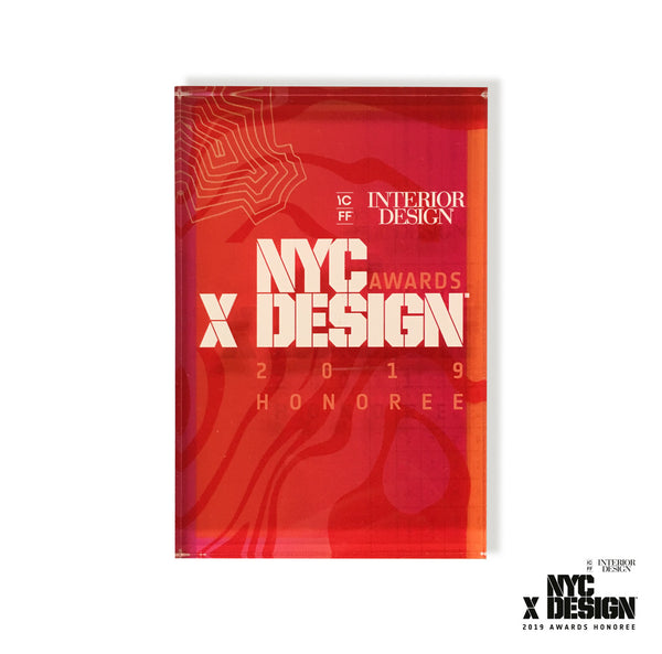 NYC x DESIGN Awards Honoree