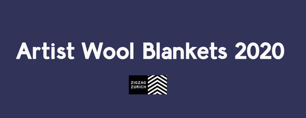 Artist Wool Blankets 2020 Collection