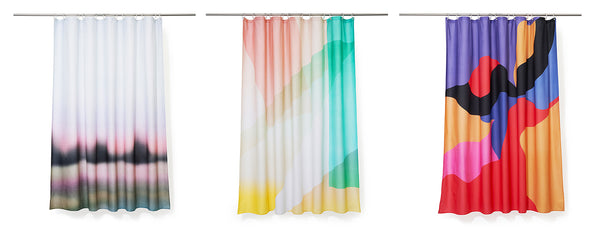 Artist Shower Curtains Collection 2020