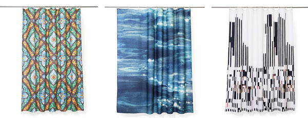ARTIST SHOWER CURTAINS COLLECTION 2021