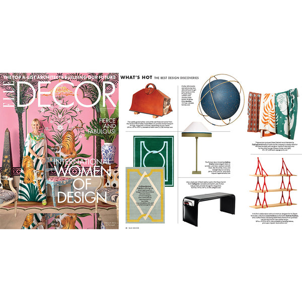 ELLE DECOR USA