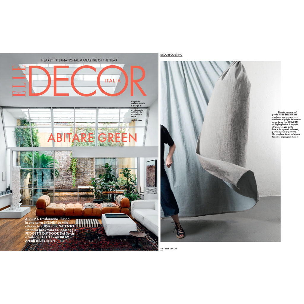 Villa Collection Abitare Design.Elle Decor Zigzagzurich
